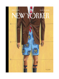 The New Yorker Cover - March 24  2008