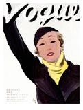 Vogue Cover - December 1932