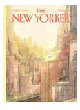 The New Yorker Cover - September 12  1988
