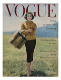 Vogue Cover - October 1956