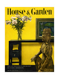 House & Garden Cover - April 1949