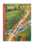 The New Yorker Cover - April 5  1941