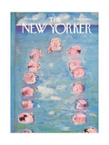The New Yorker Cover - July 10  1965