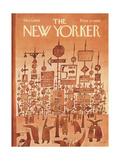 The New Yorker Cover - December 3  1966