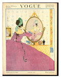 Vogue Cover - February 1918