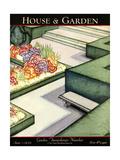 House & Garden Cover - June 1929