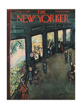 The New Yorker Cover - September 27  1958