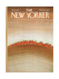 The New Yorker Cover - November 6  1971
