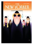 The New Yorker Cover - June 2  2008