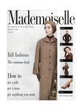 Mademoiselle Cover - September 1953