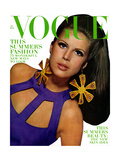Vogue Cover - May 1966