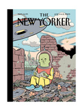 The New Yorker Cover - June 8  2009