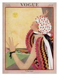 Vogue Cover - July 1922