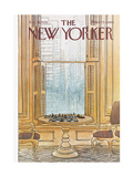 The New Yorker Cover - August 30  1976