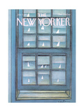 The New Yorker Cover - July 11  1977