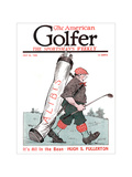 The American Golfer July 24  1920