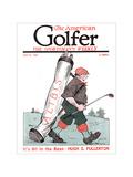 The American Golfer July 24  1920