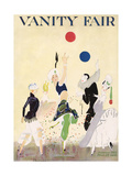 Vanity Fair Cover - January 1915