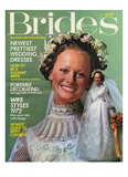 Brides Cover - May 1972