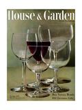 House & Garden Cover - November 1945