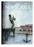 The New Yorker Cover - September 12  2005