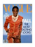 Vogue Cover - September 1989