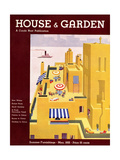 House & Garden Cover - May 1932