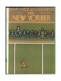 The New Yorker Cover - October 24  1970