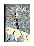 The New Yorker Cover - March 20  2006