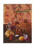 Gourmet Cover - November 1948