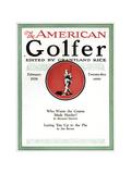 The American Golfer February 1926