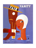Vanity Fair Cover - August 1929