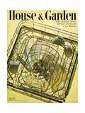 House & Garden Cover - August 1948