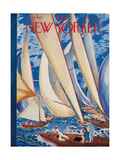 The New Yorker Cover - July 9  1949