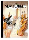The New Yorker Cover - November 14  2011