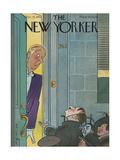 The New Yorker Cover - November 22  1941