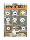 The New Yorker Cover - May 20  1944