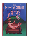 The New Yorker Cover - October 26  1992