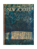The New Yorker Cover - February 29  1964