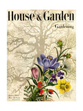 House & Garden Cover - January 1945
