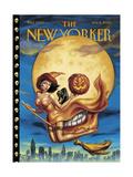 New Yorker Cover - November 06  2000