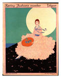 Vogue Cover - April 1915