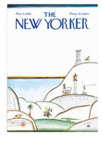 The New Yorker Cover - May 4  1968