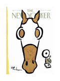 The New Yorker Cover - April 30  1966