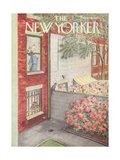 The New Yorker Cover - June 18  1955