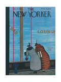 The New Yorker Cover - December 5  1936