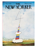 The New Yorker Cover - July 5  1969