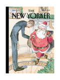The New Yorker Cover - December 14  2009