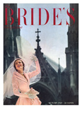 Brides Cover - August  1949