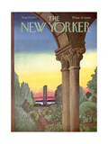 The New Yorker Cover - August 19  1967